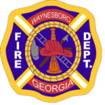 Fire Dept Badge
