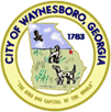 Seal of the City of Waynesboro, Georgia