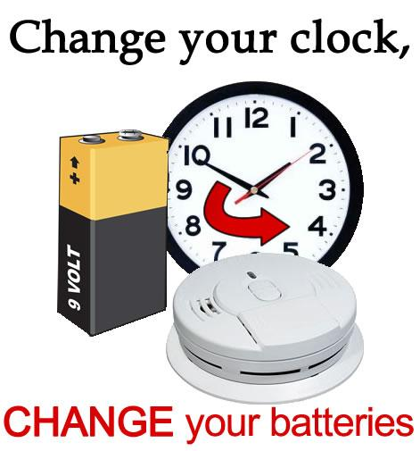 Change Your Clock Change Your Batteries