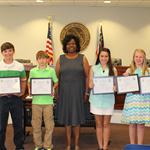 GA Cities Week Mayor and Essay Contest Winners cro